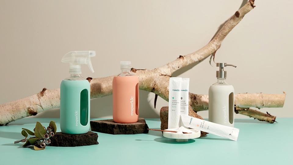 Resparkle product range