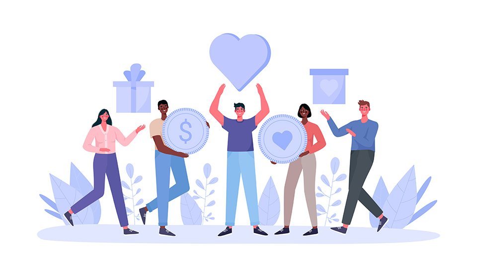 How to find trustworthy charities to donate to