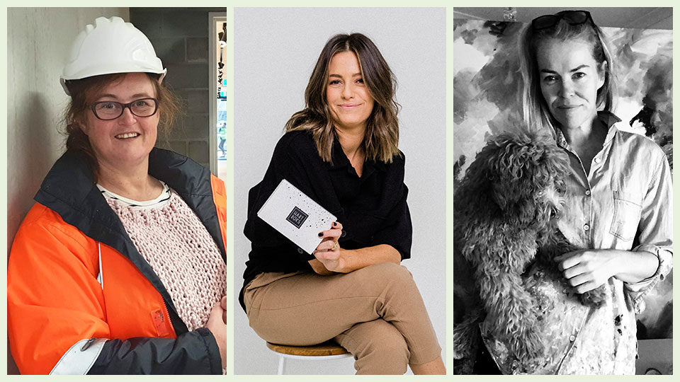 Meet 3 women who ditched their day jobs to pursue their passion