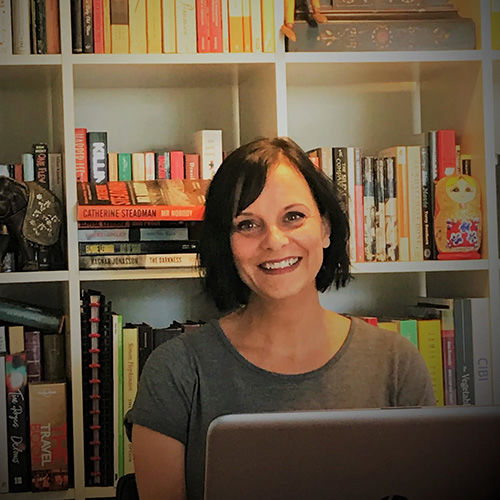 Dimity Barber - writer - SHE DEFINED