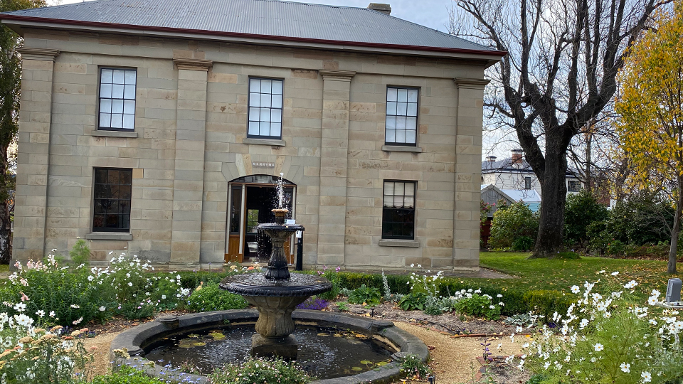 Narryna: things to do in Hobart