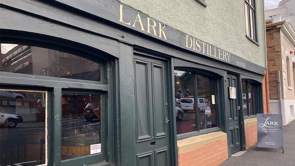 Lark Distillery: things to do in Hobart