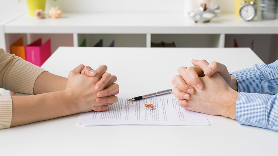 5 ways to maintain your wellbeing during a divorce