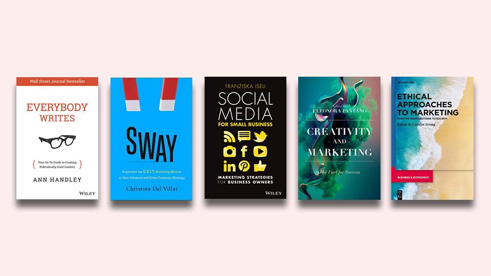 5 must-read marketing books written by women