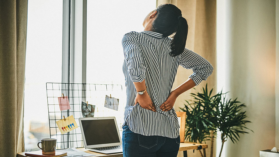 4 tips to reduce lower back pain