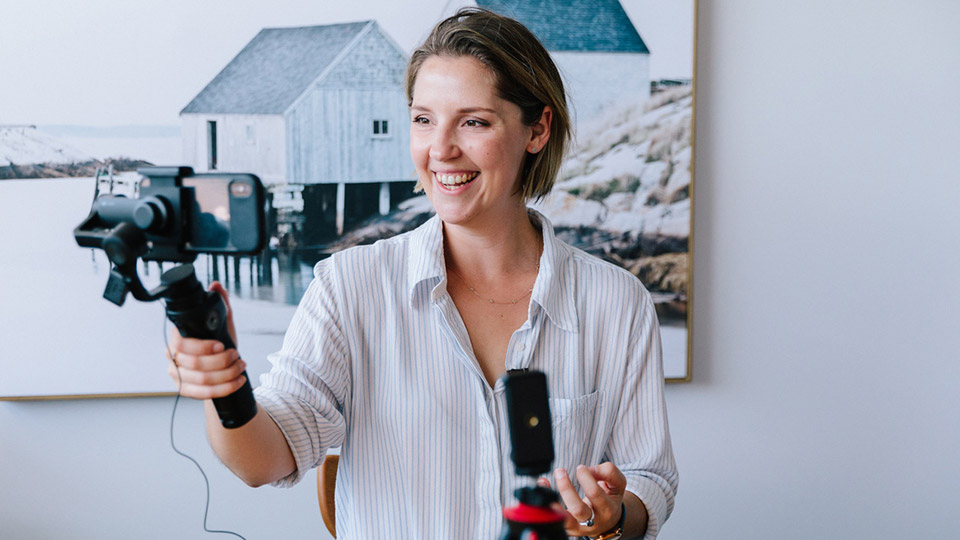 Mia de Rauch: Owner and managing director, Flipswitch Media