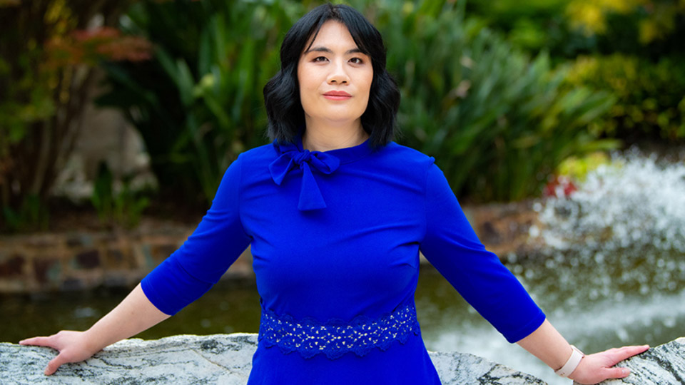 Spinal cord injury prompts Dr Olivia Ong to prioritise own wellbeing