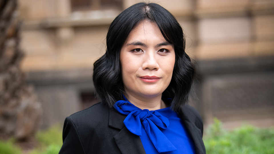 Dr Olivia Ong